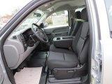 2013 Chevrolet Silverado 1500 Work Truck Crew Cab Dark Titanium Interior