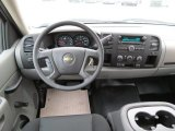 2013 Chevrolet Silverado 1500 Work Truck Crew Cab Dashboard