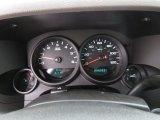 2013 Chevrolet Silverado 1500 Work Truck Crew Cab Gauges
