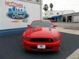 2013 Race Red Ford Mustang GT/CS California Special Coupe #75611849
