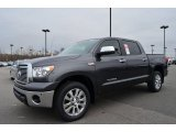 2013 Magnetic Gray Metallic Toyota Tundra Platinum CrewMax #75611978