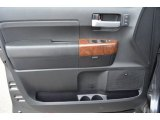 2013 Toyota Tundra Platinum CrewMax Door Panel