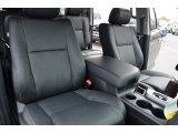 2013 Toyota Tundra Platinum CrewMax Front Seat