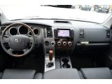 2013 Toyota Tundra Platinum CrewMax Dashboard