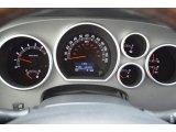 2013 Toyota Tundra Platinum CrewMax Gauges