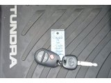 2013 Toyota Tundra Platinum CrewMax Keys
