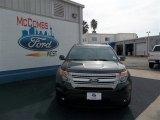 2013 Tuxedo Black Metallic Ford Explorer XLT #75611843