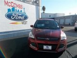 2013 Ruby Red Metallic Ford Escape SE 1.6L EcoBoost #75611842