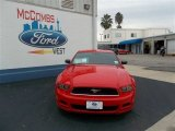 2013 Race Red Ford Mustang V6 Coupe #75611830