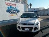2013 White Platinum Metallic Tri-Coat Ford Escape SEL 2.0L EcoBoost #75611828