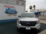 2013 Ingot Silver Metallic Ford Explorer Sport 4WD #75611825