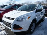 2013 Oxford White Ford Escape S #75611963