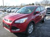 2013 Ruby Red Metallic Ford Escape SEL 2.0L EcoBoost 4WD #75611959
