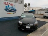 2013 Tuxedo Black Ford Focus Titanium Sedan #75611822