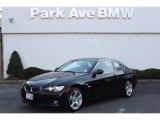 2010 Jet Black BMW 3 Series 328i Coupe #75611807