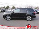 2011 Tuxedo Black Metallic Ford Explorer Limited #75611532