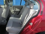 2010 Chevrolet Cobalt LS Sedan Rear Seat