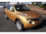 2013 Atomic Gold Nissan Juke SV #75611347