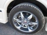GMC Savana Van 2012 Wheels and Tires