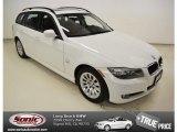 2009 Alpine White BMW 3 Series 328xi Sport Wagon #75612090