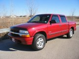 2003 Chevrolet S10 LS Crew Cab 4x4 Data, Info and Specs