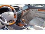 2005 Lexus GX Interiors