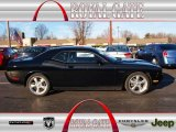 2013 Pitch Black Dodge Challenger R/T Classic #75611781