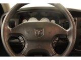 2003 Dodge Ram 1500 SLT Quad Cab Steering Wheel