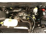 2003 Dodge Ram 1500 SLT Quad Cab 5.9 Liter OHV 16-Valve V8 Engine
