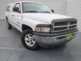 1999 Bright White Dodge Ram 1500 SLT Extended Cab #75612066