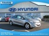 2013 Titanium Gray Metallic Hyundai Elantra Coupe GS #75611905