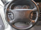 1999 Dodge Ram 1500 SLT Extended Cab Steering Wheel