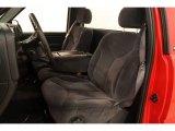 2000 GMC Sierra 2500 Interiors