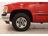 GMC Sierra 2500 2000 Wheels and Tires
