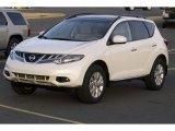 2012 Pearl White Nissan Murano SV #75612167