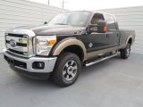 2013 Ford F350 Super Duty Lariat Crew Cab 4x4 Data, Info and Specs