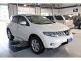2010 Glacier White Pearl Nissan Murano SL #75611750