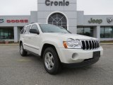 2006 Stone White Jeep Grand Cherokee Limited #75612049