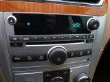 2008 Chevrolet Malibu LT Sedan Audio System
