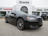 2013 Phantom Black Tri-Coat Pearl Chrysler 300 S V6 #75612035