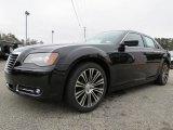2013 Chrysler 300 Phantom Black Tri-Coat Pearl
