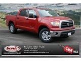 2013 Barcelona Red Metallic Toyota Tundra CrewMax 4x4 #75669310