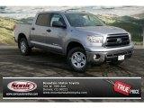 2013 Silver Sky Metallic Toyota Tundra CrewMax 4x4 #75669308