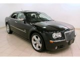 2008 Brilliant Black Crystal Pearl Chrysler 300 Touring DUB Edition #75669821