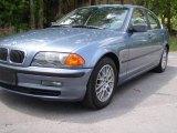 2000 Steel Blue Metallic BMW 3 Series 328i Sedan #7566823