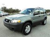 2005 Ford Escape Titanium Green Metallic