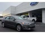 2013 Sterling Gray Metallic Ford Fusion SE 2.0 EcoBoost #75669562
