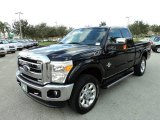 2011 Ford F250 Super Duty Lariat SuperCab 4x4 Data, Info and Specs