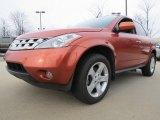 2005 Sunlit Copper Metallic Nissan Murano SL #75669933