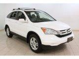 2010 Taffeta White Honda CR-V EX-L AWD #75669809